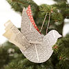 Paper-Bird Ornament
