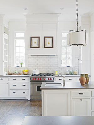 Pinterest-Worthy All-White Rooms