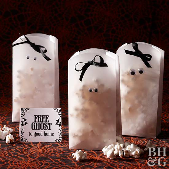 Ghost goodie bags