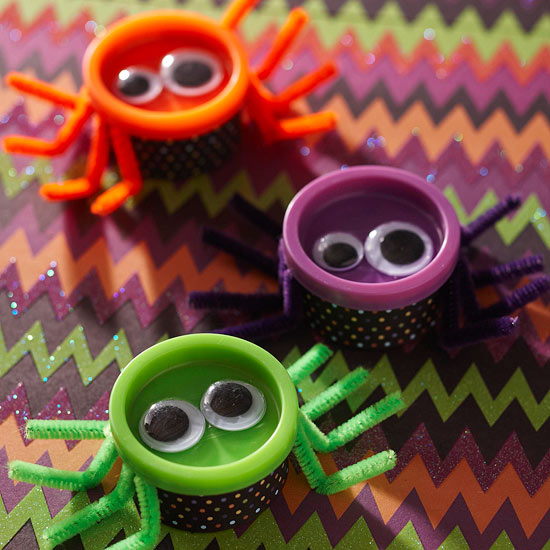 Creepy-Crawly Play Dough