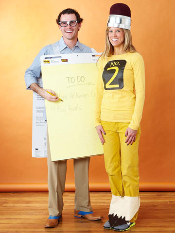 Easy Adult Halloween Costumes