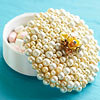 Pearl-Encrusted Keepsake Box