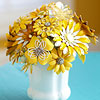 Bright No-Water Flower Bouquet