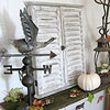 Nature-Inspired Fall Mantel
