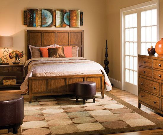 beautiful bedroom collections from raymour flanigan