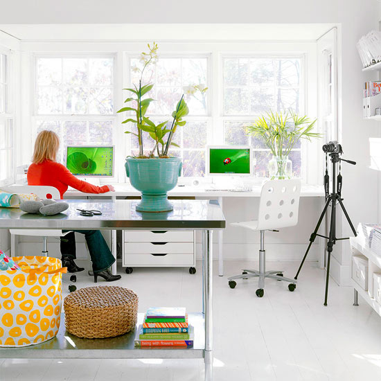 Get the Look: Energizing Office Space