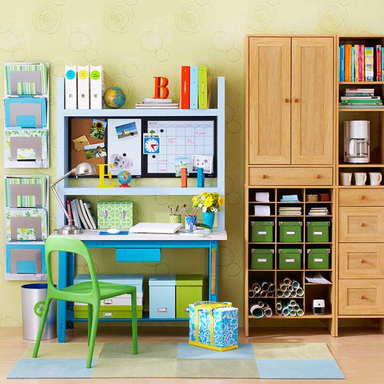 Do It Yourself Home Decorating Ideas: Do-It-Yourself Home Office