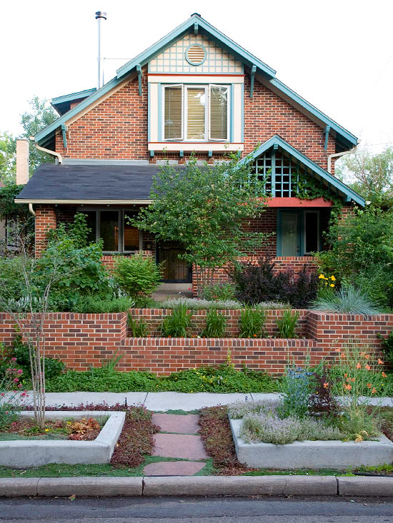 Exterior House Color Schemes With Red Brick Google Search House Ideas Pinterest Exterior