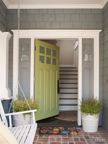Refresh Your Front Door!