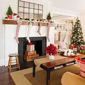 Christmas Decorations for Every Room