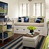 Living Room Scheme: Yacht Club