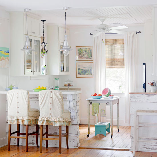 Kitchen Ideas Cottage Style create a cottage-style kitchen