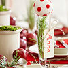 Fun and Simple Holiday Place Setting