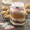 Layered Cookie Ingredients Jar