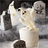 Sweet White Chocolate Ghosts