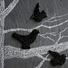 Sparkling Blackbird Sugar Cookies