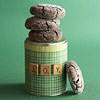 Holiday Letter Cookie Tin