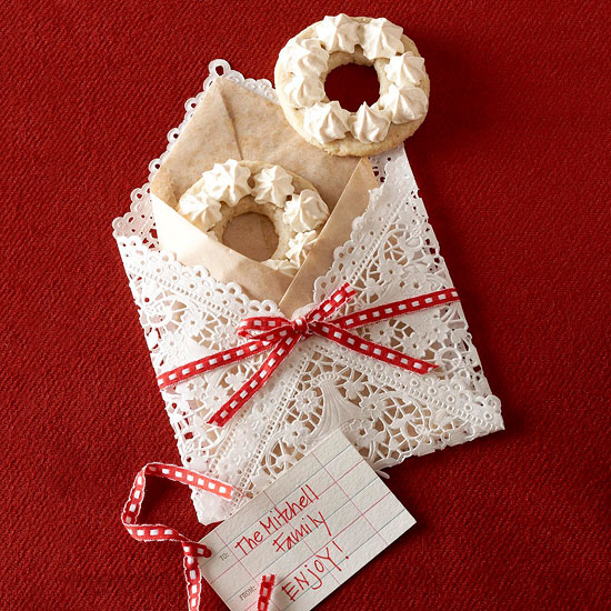 Delightful Christmas Cookie Gifts