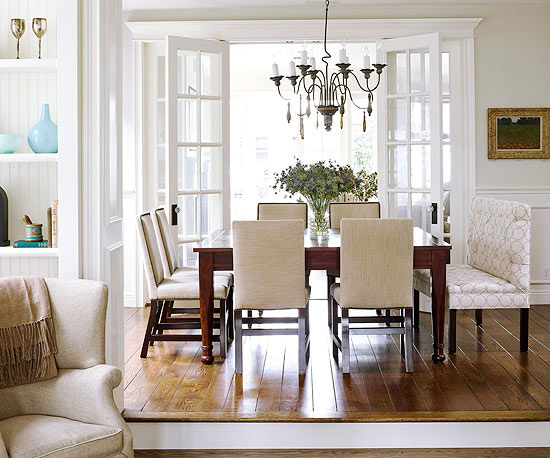 Comfortable Formal Dining