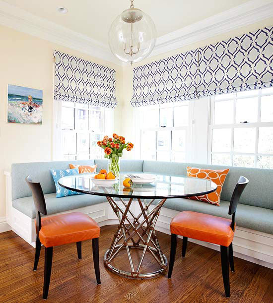 Fresh Dining Room Decorating Ideas