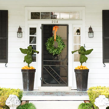 Front Door Decorating Ideas