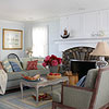 Living Room Color Scheme: The New All-American