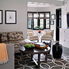 Living Room Color Scheme: Comfortably Contemporary