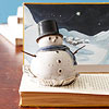 Snowman Storybook Decoration