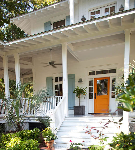 11 Ways To Add Color To Your Home 39 S Exterior