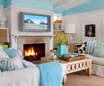 Cottage Color Schemes