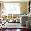 Living Room Color Schemes: Modern Country