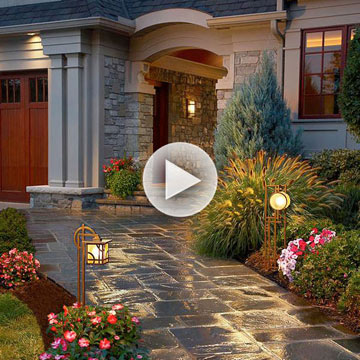 Easy Landscape Lighting