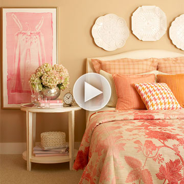 Fabulous Bedroom Makeover