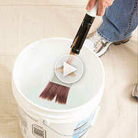 Watch: Easy Clean-Up
