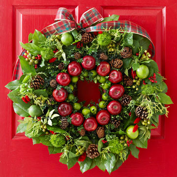 Creative Christmas Wreaths