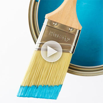 Update Your Kitchen with Paint!