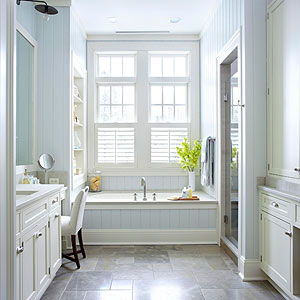 3 Basic Bathroom Layouts