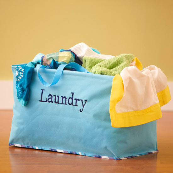 Laundry: Before You Start