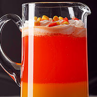 Halloween Drink and Punch Recipes