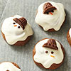 Chocolaty Melting Snowmen
