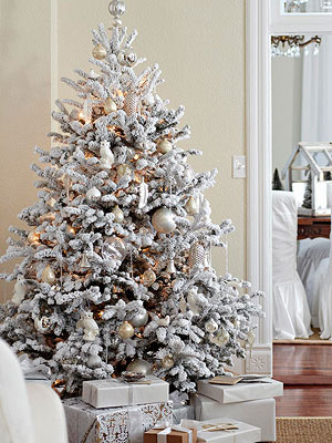 How to Choose Fake Trees for Christmas from Better Homes and Gardens