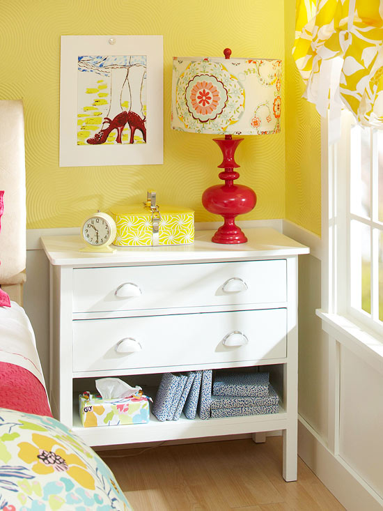 5-Minute Decluttering: The Nightstand