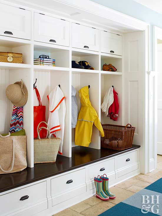 Creative Built-In Storage Solutions for Every Room