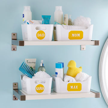See How to Store More in Your Bathroom