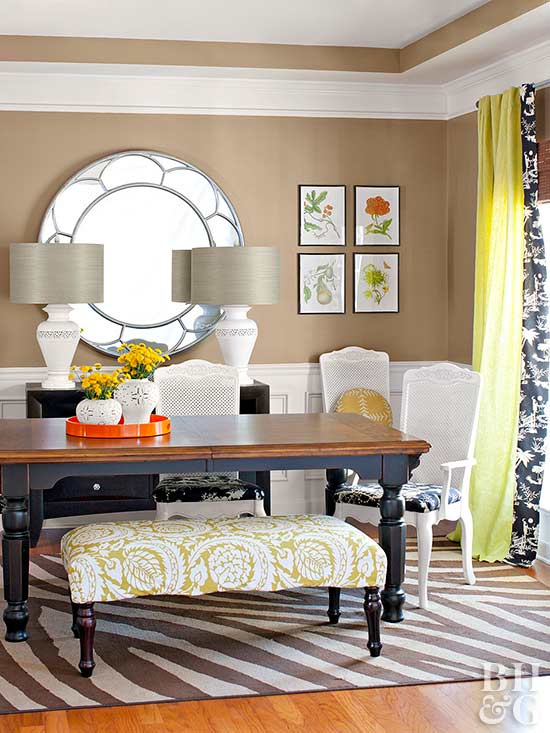No-Fail Dining Room Arranging Tips