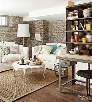 Basement Design Tips