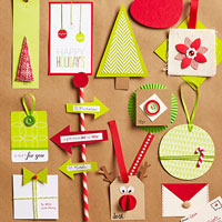 Creative Christmas Gifts Tags