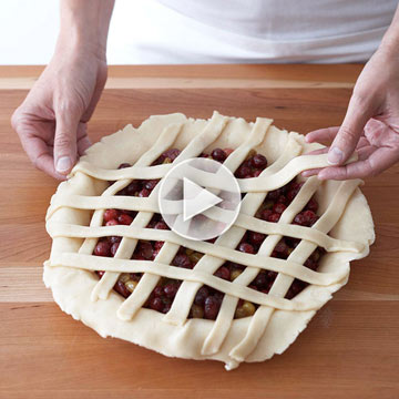 How to Make a Lattice Top