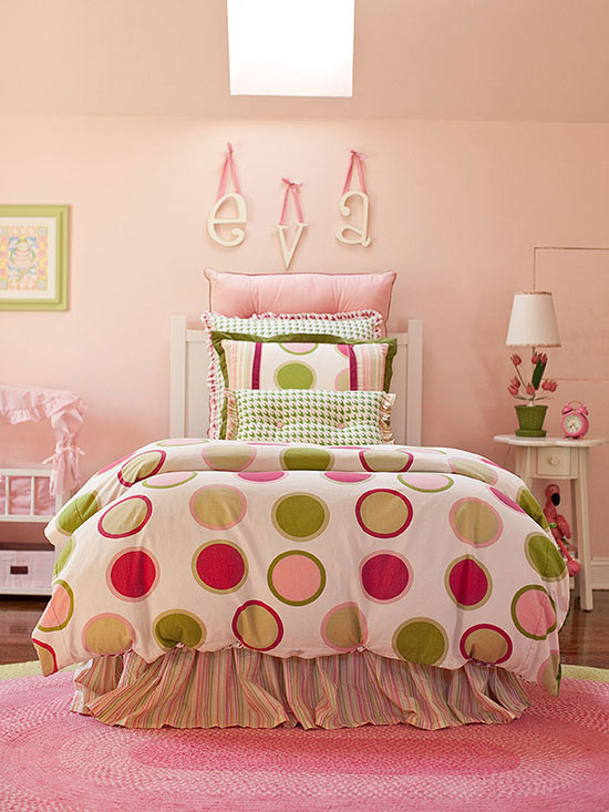 kids bedroom ideas for girls - Decoration For Girl Bedroom