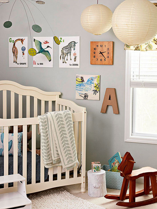 Nursery Colors